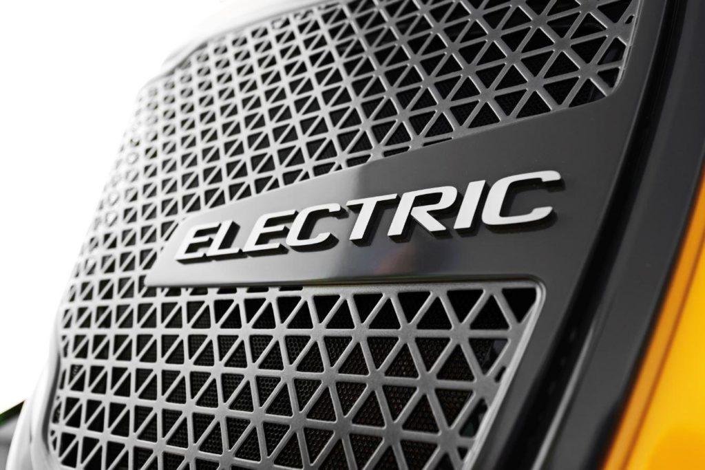 La pelle Volvo ECR25 Electric a été nominée au prix de l'innovation des constructeurs pour le Sommet mondial de la démolition de Boston !